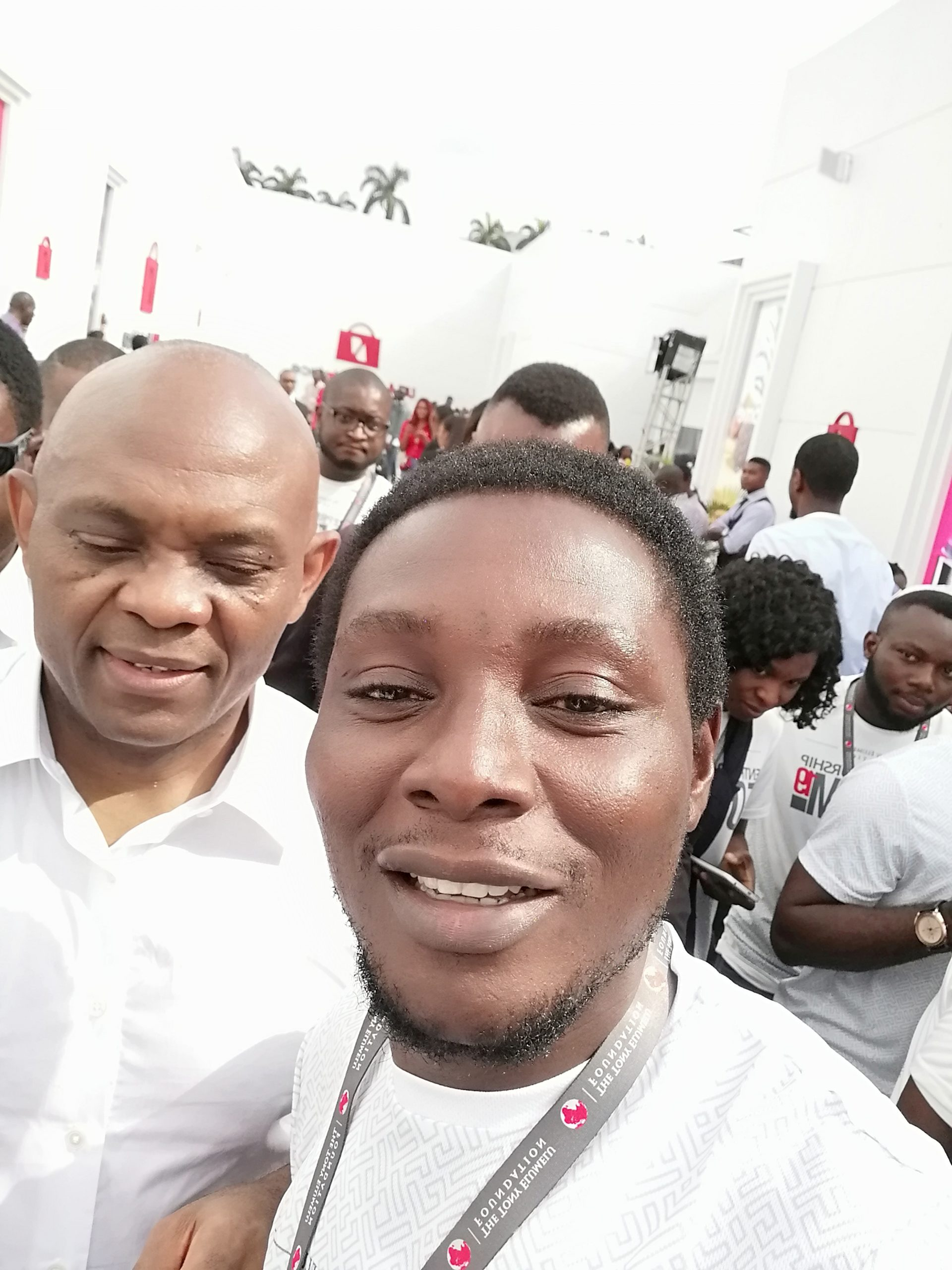 Tony Elumelu Foundation (TEF) Award