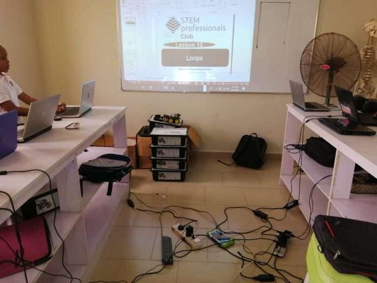 STEM Professionals Club 3