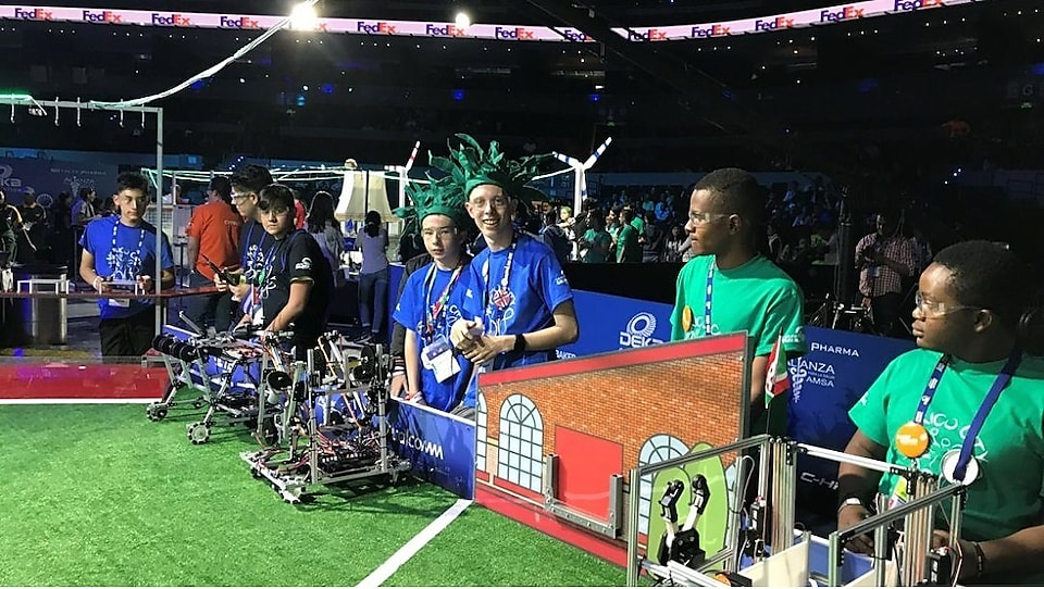 first-global-challenge-robotics-competition-mexico-city