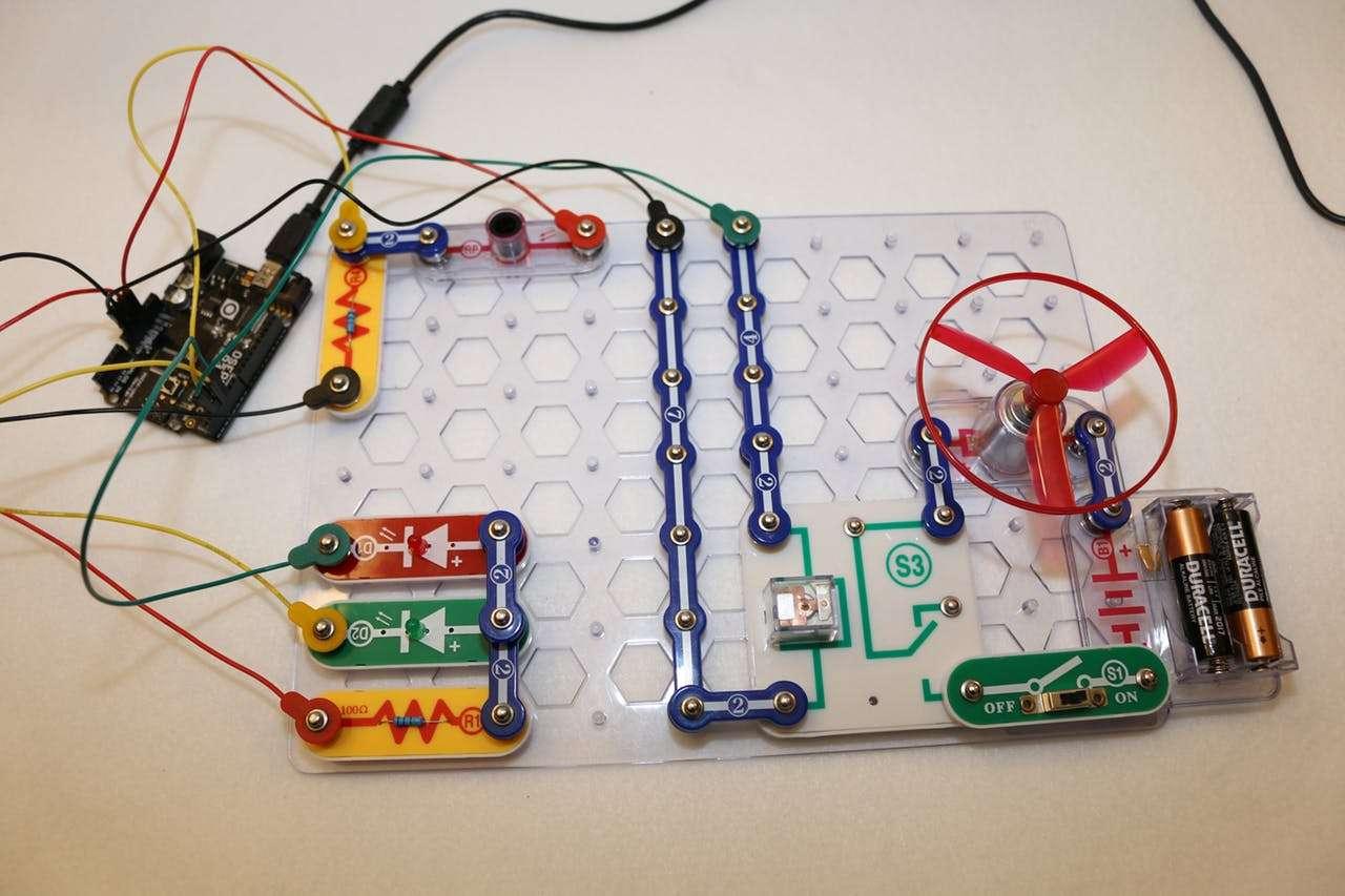 snapino electronics