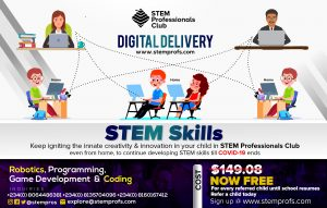 STEM Professionals Club (covid-19)