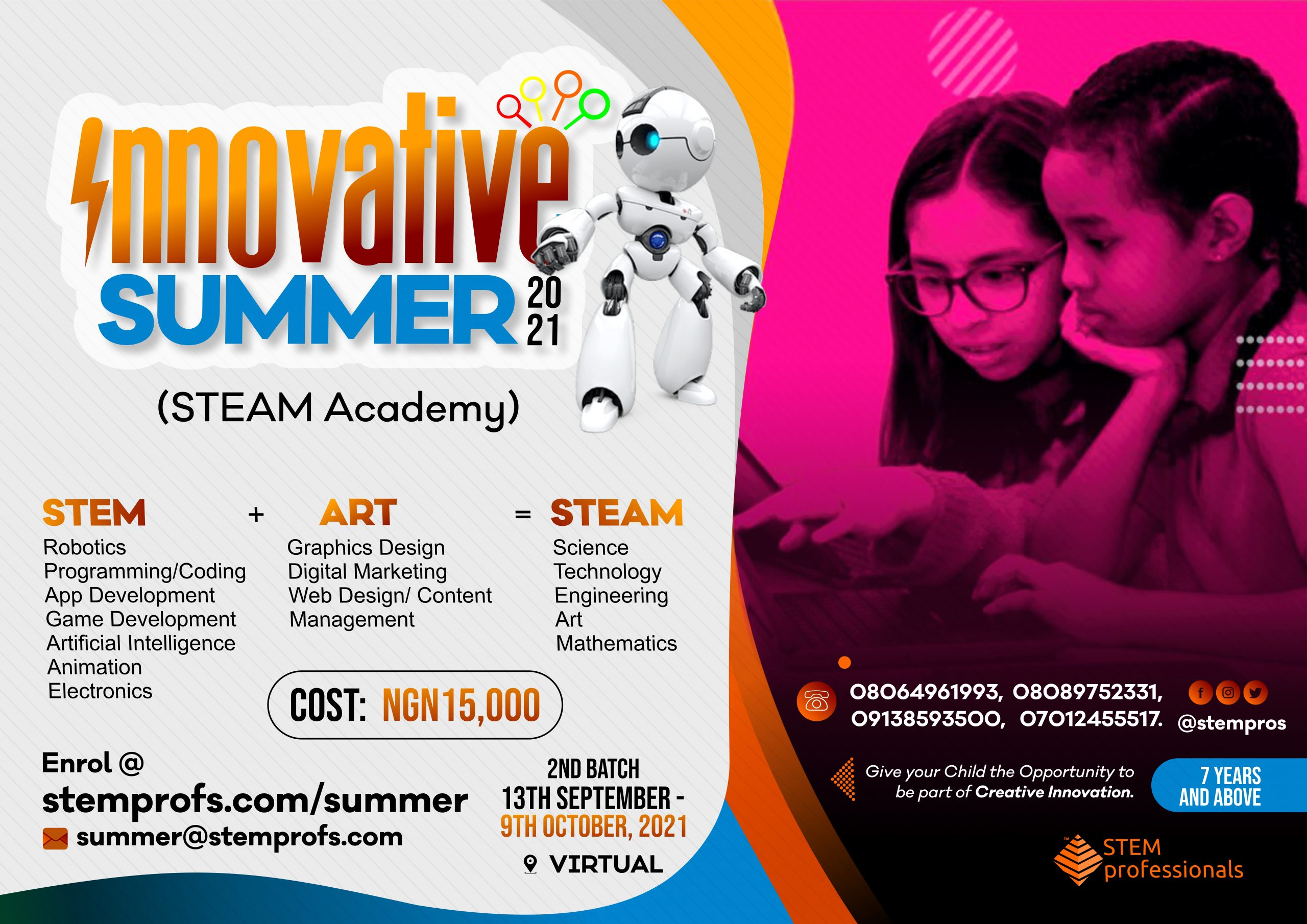 Read more about the article Innovative Summer